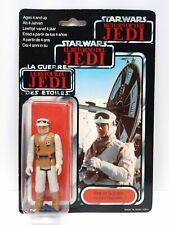 FACTORY SEALED 1983 Star Wars TRI LOGO REBEL SOLDIER MOC Vintage Kenner ROTJ