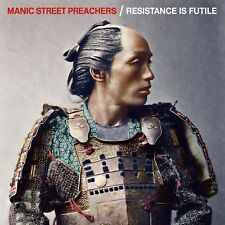 Manic Street Preachers - Resistance is Futile - New Deluxe 2CD Bookset