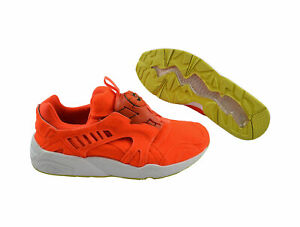 Puma Disc Blaze Bright orange Sneaker/Schuhe 359361 01