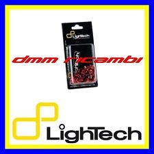 Kit Viti Ergal Carena LIGHTECH YAMAHA T-MAX 530 12>13 TMAX Rosso 2012 2013