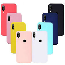 COVER Custodia Morbida SOFT GEL Silicone per Huawei Y6s 2020