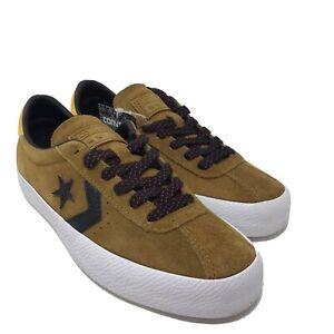 B436 Converse Break Point Suede Sneaker Antiqued/Black/White US 5 Mens (6.5 Wmn)