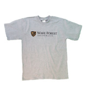 Soffe Athletic Wear Men Tops, T-Shirts/Wake Forest University