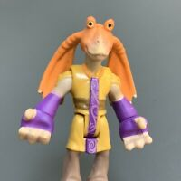 PROTOTYPE Ultra Rare Playskool Star Wars Galactic Heroes jar jar figure