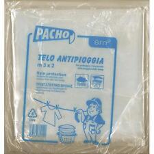 TELO COPRIBUCATO PARAPIOGGIA 2X3MT