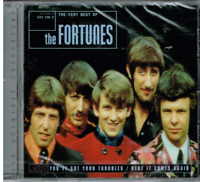 The Fortunes - Very Best Of The Fortunes - NEW & SEALED CD 18 Original Tracks