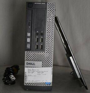 Dell Optiplex 7010 D03S Tower Intel Pentium G2130 3.2GHz 2GB 500GB