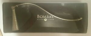 BOMBAY CO CANDLE SNUFFER STAINLESS~New in Box. 12""