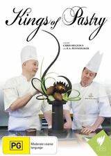 Kings Of Pastry (DVD, 2011) Brand New Sealed