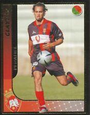 245 CLAYTON BRAZIL FC.PENAFIEL STICKER PANINI FUTEBOL 2004-2005