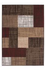 Alfombras de color principal marrón para pasillos