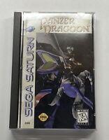Panzer Dragoon (Sega Saturn) (Read Description)