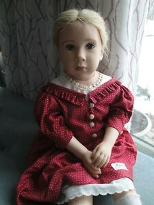 Sigikid Doll LILLY II by Sabine Esche, Germany