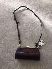 Hm X Erdem Burgundy Gold Mini Bag