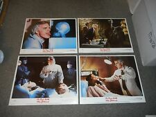 THE MAN WITH TWO BRAINS - ORIGINAL 11 X14 LOBBY CARD SET OF 8 - 1983