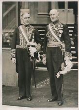 PARIS c. 1930 - L'Ambassadeur d'Italie- Le Président de la République - PRM 212