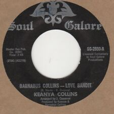 Keanya Collins Amor bandido Soul Galore 2nd Alma Northern Motown