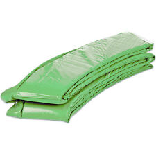 Round Trampoline UV Safety Pad in Green 16ft