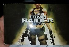 "Tomb Raider Underworld ""The Art Of"" Art Book - promo artbook"