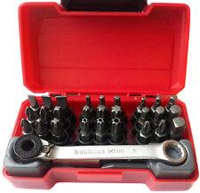 TENG herramientas TM029 29pc 0.6cm UNIDAD Broca Juego de trinquete CONDUCTOR
