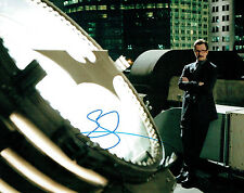 Gary OLDMAN SIGNED Autograph 10x8 Photo AFTAL COA Batman James GORDON Rare