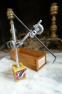 "Machinist ""ENCO"" MAGNETIC BASE MODEL 300 ON-OFF HOLDER Machinist Mechanic Tool"