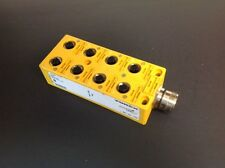 TURCK 8-Port LED Junction Box, VB-80-P7X9-CS12