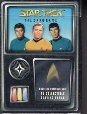Star Trek TOS Card Game by Fleer/Skybox Starter Deck Factory Sealed SKC