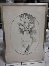 Litografia Alberto Fremura 53x74cm quadro Arte Grafica Parra n°49/70