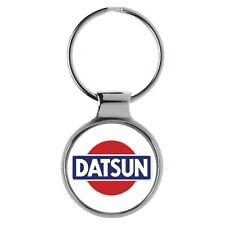 Datsun Car Racing Keychain Key Chain Ring A-9748