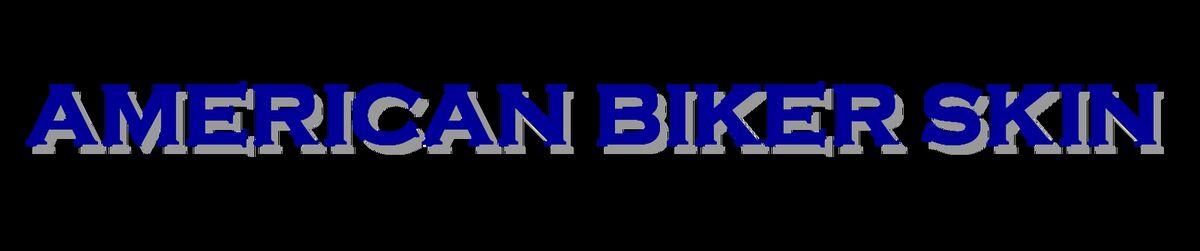 American Biker Skin