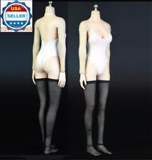 1/6 White Underwear Bodysuit For Nier Automata YoRHa No. 2 B A Female Figure USA