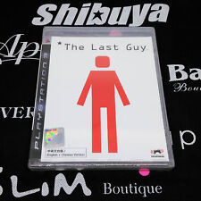 PS3 Game The Last Guy RARE ASIA CHINESE ENGLISH VERSION