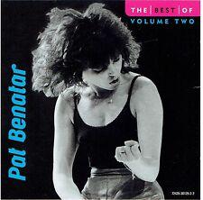 CD - PAT BENATAR - The Best Of   Vol2