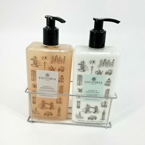 Victoria London Citrus And Honeysuckle Luxury Rich Hand wash And Body Lotion
