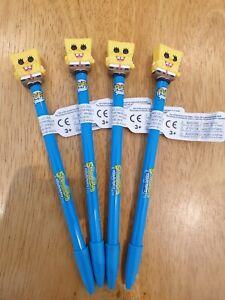 Funko Pop SpongeBob SquarePants Pens (4 PCS)