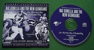 Nat Gonella & The New Georgians You Must Have Been A Beautiful Baby CD