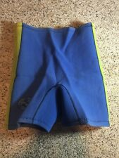 New listing Ski Warm Wetsuit Shorts Blue See Pictures For Sizing Kd1