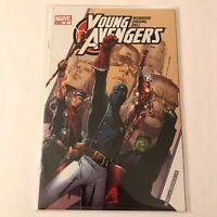 Young Avengers 2 Marvel Comics 2005 VF + NM - 8.5 - 9 Whedon 2nd App Kate Bishop