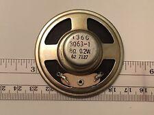 Lionel part ~ 136C / 3063-1 / 8^ 0.2W/ 62 / 7127 Speaker