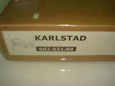 New Original IKEA Cover Karlstad chaise longue add-on  Korndal D/Grey 602.031.89