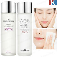 MISSHA Time Revolution the First Treatment Essence,FROM NATURE Treatment Essence