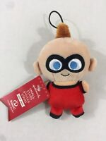 "Hallmark Incredibles 2 Jack Jack Small Stars Plush Ornament New 6"" Disney Heros"