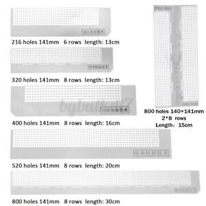 5D Diamond Painting Ruler Drawing Stainless Steel Embroidery  Drill