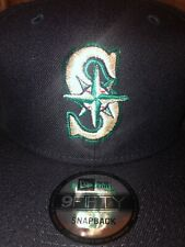 MLB Seattle Mariners Snapback Hat New Era Cap