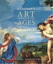 Gardner's Art Through the Ages by Kleiner, Fred S., Mamiya, Christin J.