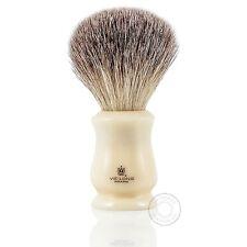 Vie-long 16454 gris de la punta tejón brocha de afeitar