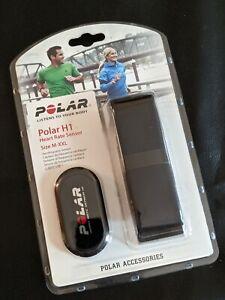 Polar H1 Heart Rate Sensor Fitness Tracker Chest Strap M-XXL New