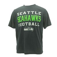 Kids Youth Size Seattle Seahawks Official NFL Athletic T-Shirt New With Tags