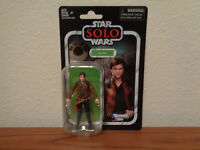 Star Wars Vintage Collection Han Solo - Solo  Movie -  VC124 - Wave 2 IN HAND